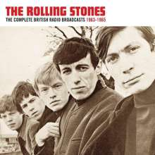 The Rolling Stones: The Complete British Radio Broadcasts 1963 - 1965, 2 CDs