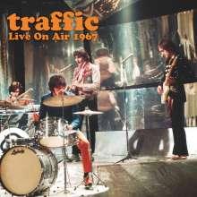 Traffic: Live On Air 1967 (180g) (Limited-Numbered-Edition) (Orange Vinyl), LP