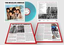 The Beatles: The Beatles Abroad 1965 (180g) (Limited-Handnumbered-Edition) (Baby Blue Colored Vinyl) (mono), LP