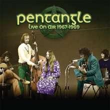 Pentangle: Live On Air 1967 - 1969, 2 CDs