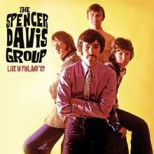Spencer Davis: Live In Finland '67 (180g) (Limited-Numbered-Edition) (White Vinyl), LP