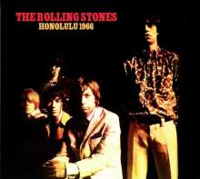 The Rolling Stones: Honolulu 1966, CD