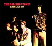 The Rolling Stones: Honolulu 1966 (180g) (Limited-Numbered-Edition) (Red Vinyl), LP