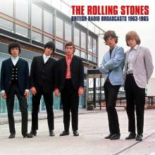 The Rolling Stones: British Radio Broadcasts 1963 - 1965, CD