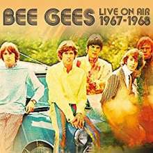 Bee Gees: Live On Air 1967 - 1968, CD