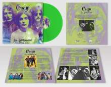 Cream: Live... Stockholm 1967 (180g) (Limited-Numbered-Edition) (Green Vinyl), LP