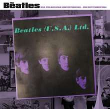 The Beatles: Philadelphia 1964 (180g) (Limited Numbered Edition) (Colored Vinyl), LP