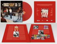 The Troggs: Live On Air Volume One '66 - '67 (180g) (Limited Numbered Edition) (Red Vinyl), LP