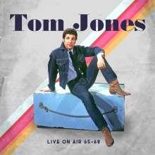 Tom Jones: Live On Air 1965 - 1968, 2 CDs