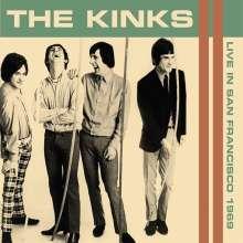 The Kinks: Live In San Francisco 1969, CD