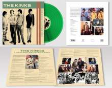 The Kinks: Live In San Francisco 1969 (180g) (Limited Numbered Edition) (Green Vinyl), LP