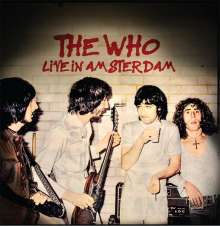 The Who: Live In Amsterdam, 2 CDs