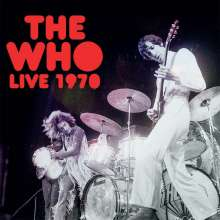 The Who: Live 1970 (Red Vinyl in Hand-numbered Sleeve), 2 LPs