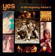 Yes: In The Beginning Volume 2, CD