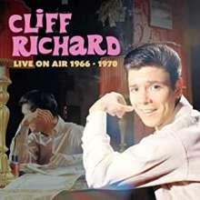 Cliff Richard: Live On Air 1966 - 1970, 2 CDs