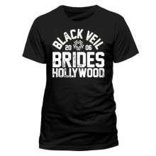Black Veil Brides: Hollywood (Größe S), T-Shirt