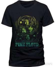 Pink Floyd: Swirl (Größe XL), T-Shirt