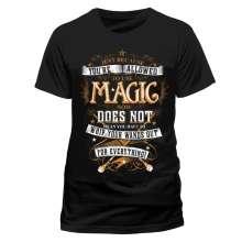Harry Potter: Magic Wands (Gr.S), T-Shirt