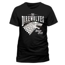 Game Of Thrones: Direwolves (Größe S), T-Shirt