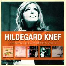 Hildegard Knef: Original Album Series Vol.2, 5 CDs