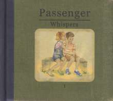 Passenger: Whispers (Limited-Deluxe-Edition), 2 CDs