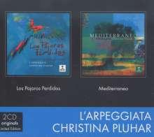 Los Pajaros Perdidos  & Mediterraneo, 2 CDs