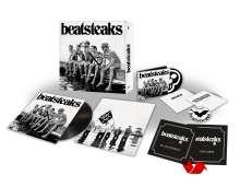 Beatsteaks: Beatsteaks (180g) (Limited Edition Deluxe Box Set) (LP + 3 CDs), 1 LP und 3 CDs