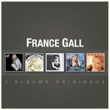France Gall: Original Album Series, 5 CDs