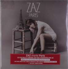 Zaz (Isabelle Geffroy): Paris, 2 LPs