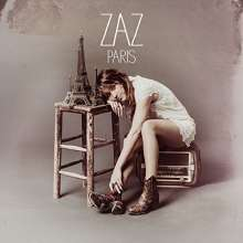 Zaz (Isabelle Geffroy): Paris, CD
