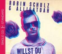 Robin Schulz & Alligatoah: Willst Du (2-Track), Maxi-CD