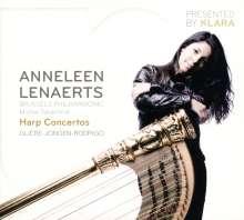 Anneleen Lenaerts - Harp Concertos, CD