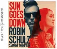 Robin Schulz: Sun Goes Down (2-Track) feat. Jasmine Thompson, Maxi-CD
