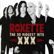 Roxette: The 30 Biggest Hits XXX, 2 CDs