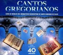 Cantos Gregorianos, 3 CDs
