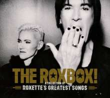 Roxette: The Roxbox!: A Collection Of Roxette's Greatest Songs, 4 CDs