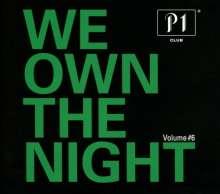 P1 Club Vol.6: We Own The Night, 2 CDs