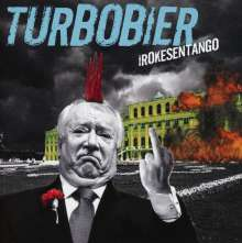 Turbobier: Irokesentango, CD