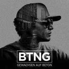 BTNG (George Boateng): Gewachsen auf Beton, CD