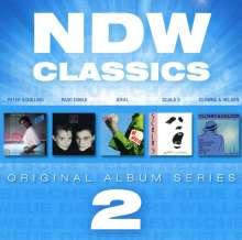 NDW Classics Vol.2 - Original Album Series, 5 CDs