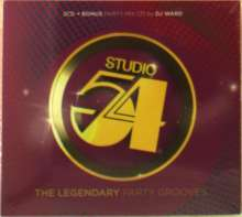 Studio 54: The Legendary Party Grooves, 3 CDs