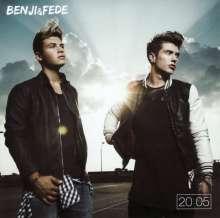 Benji & Fede: 20:05, CD