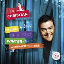 Der Christian: Meine schönsten Winter- & Weihnachtslieder, CD