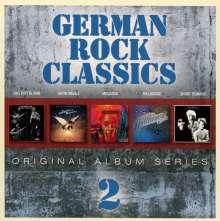 German Rock Classics: Original Album Series Vol.2, 5 CDs