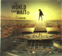 Waylon (ex Common Linnets): The World Can Wait, CD