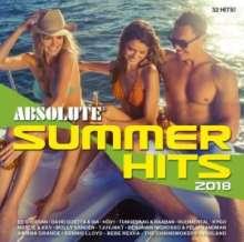 Absolute Summer Hits 2018, 2 CDs