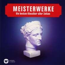 Meisterwerke - Die besten Klassiker aller Zeiten, CD