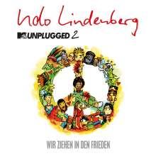"""Udo Lindenberg: Wir ziehen in den Frieden (MTV Unplugged 2), Single 7"""""""