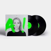 Alexa Feser: A!, 2 LPs