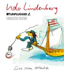 Udo Lindenberg: MTV Unplugged 2 - Live vom Atlantik (Einmaster-Edition), Blu-ray Disc